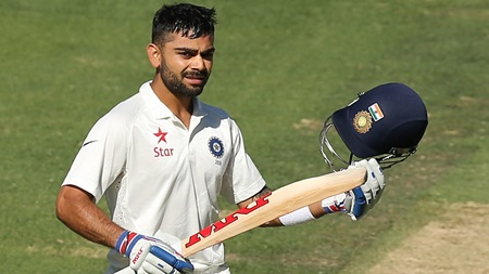 Top 20 in 2020: The first of Kohli's 2014 Adelaide tons