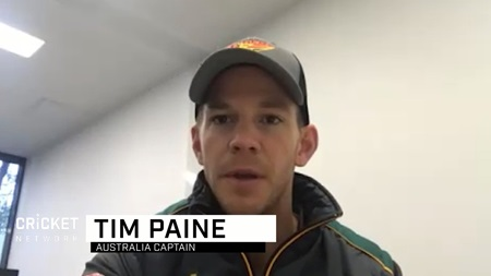 Paine on merits of facing India in Perth or at the Gabba