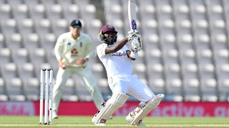 Blackwood brilliance steers Windies to first Test win