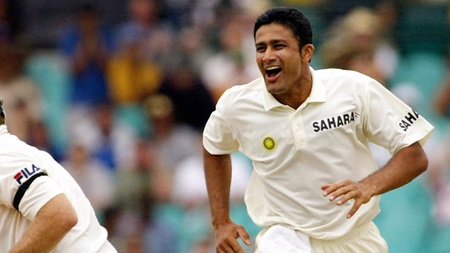 Top 20 in 2020: Kumble takes 12 at the SCG