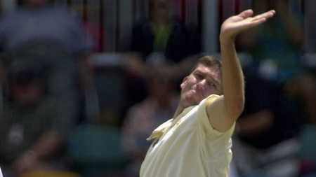 From the Vault: McGrath was on a hat-trick, then...