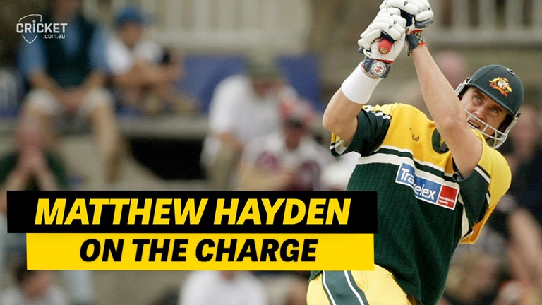 Take-that-Matthew-Hayden-advancing-at-pace-bowlers-still