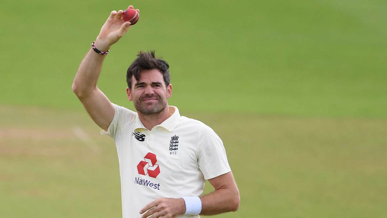Anderson claims 600th scalp in waterlogged drawn third Test