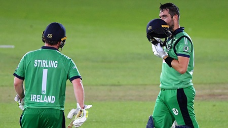 Ireland stun England in ODI thriller in Southampton