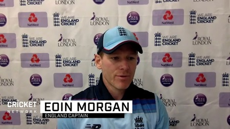 'Extremely satisfying': Morgan celebrates win in Manchester