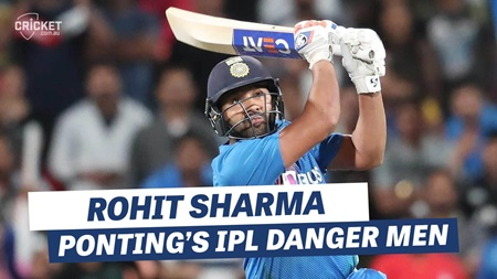 'He's in career-best form': Ponting on Rohit
