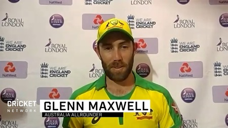 'Haven't got much to lose': Maxwell's Manchester miracle