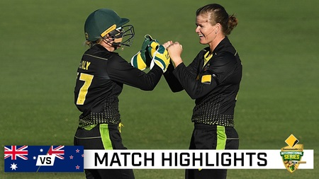 Gardner, Schutt star as Aussies start summer in style