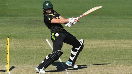 Gardner lifts Australia with crucial half-century