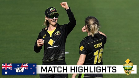 Aussies seal series win with clinical all-round display