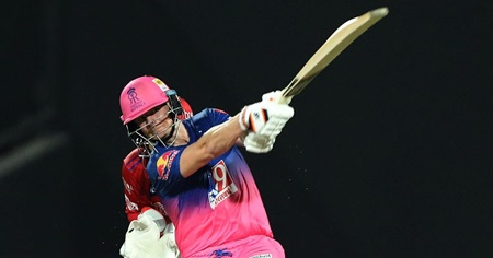 Royals rule in record-breaking IPL run-chase