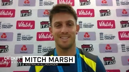Marsh rapt to play key role on return to Aussie side