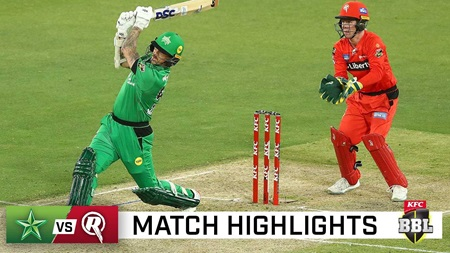 Stars take bragging rights over Renegades in BBL derby