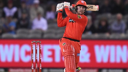 Young gun Harvey puts Stars to sword in match-winning knock