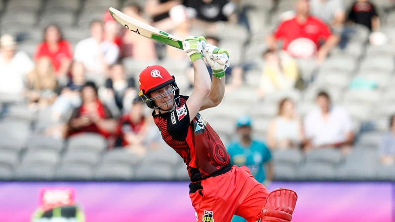 Harper hits out with another half-century