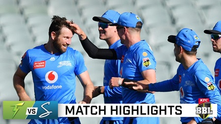 Thunder's Boost collapse hands Strikers critical win
