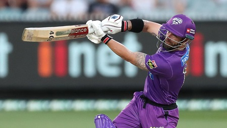 Wade finds his BBL groove to blast 86