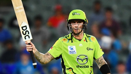 Hales reigns supreme to seal Thunder's finals berth