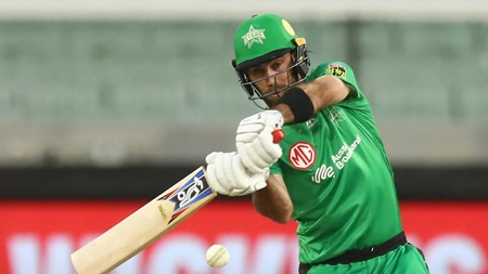 Maxwell produces MCG magic with crucial 66