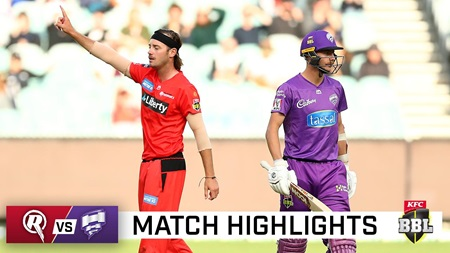 Young Renegades end Hobart's BBL|10 season
