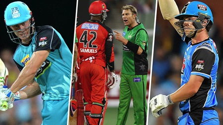 BBL stars pick their most iconic Big Bash moments