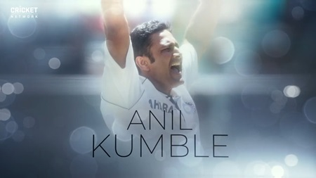 'He never gave you an inch': Waugh on Kumble