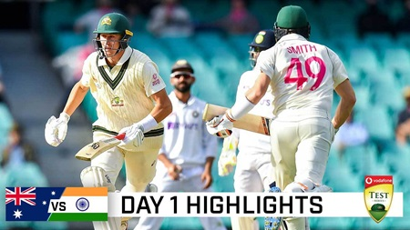 Labuschagne, Pucovski fifties boost Aussies amid the rain