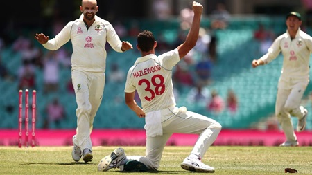 Unbelievable! Hazlewood brilliance runs out Vihari