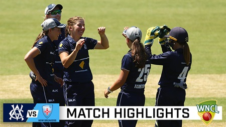 Match wrap: Vics power to big win over Breakers, again