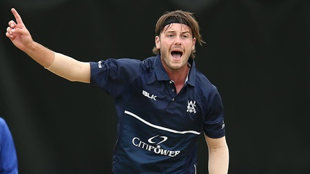 'Extraordinary' Evans ball clean bowls Henriques