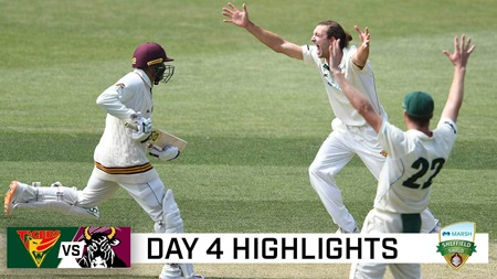 Queensland triumph amid final-day drama to topple Tigers