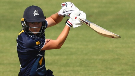 Magnificent Meg falls just shy of WNCL ton