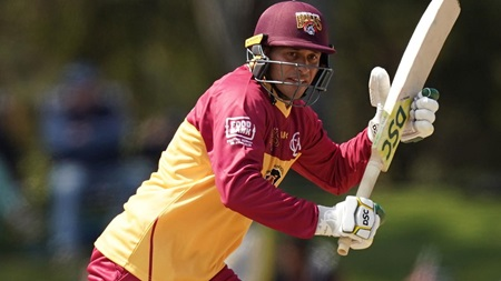 Khawaja continues Hobart love affair with composed 93