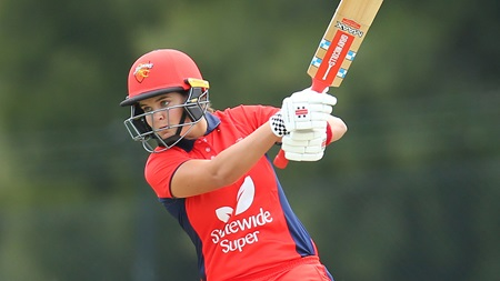 Dooley anchors Scorpions innings with crucial fifty