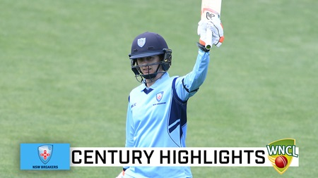 Haynes powers Breakers with blazing hundred
