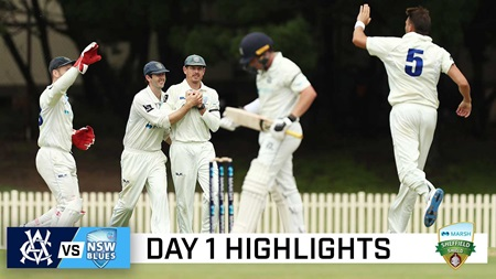 Conway grabs three amid Sydney showers to rock Vics