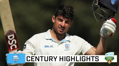 Henriques continues summer hot-streak with Shield ton