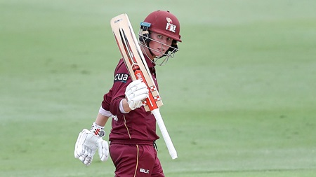 Clinical Mooney punishes WA with 73 to steer QLD to first win