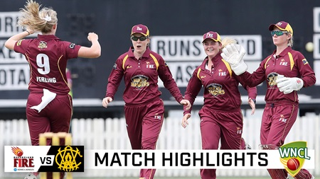 Ferling, Mooney star as QLD storm to crushing win over WA