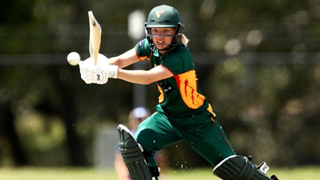 Carey crunches maiden ton to spearhead Tigers' win