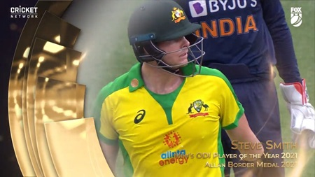 Allan Border Medal, ODI Player of the Year: Steve Smith