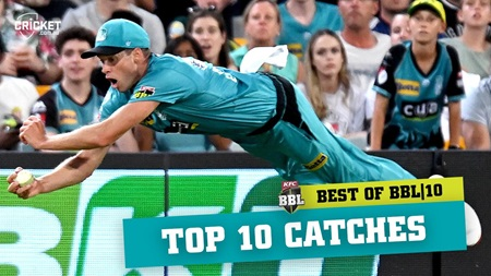 Top 10: The very best catches of BBL|10