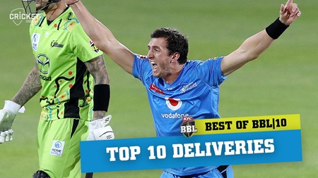 Top 10: The very best deliveries of BBL|10