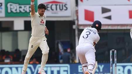 Ageless Anderson's perfect over rips through India