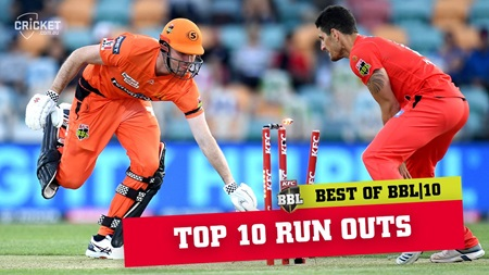 Top 10: The best run outs of BBL|10