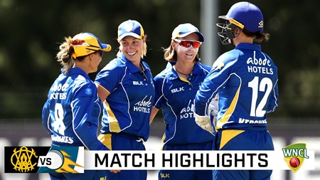 Penna's unbeaten ton powers Meteors to win at the WACA
