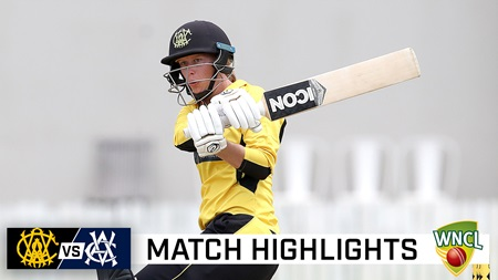 WA claim first win against inexperienced Victorian side
