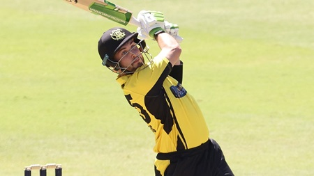 Inglis ignites WACA with electric 91