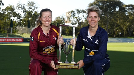 Queensland and Vics set to do battle in WNCL decider