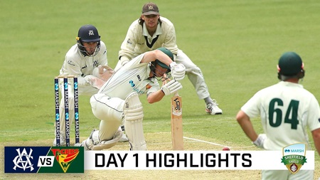 Thirteen wickets fall on dramatic opening day